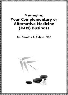 Managing Your Complementary or Alternative Medicine Business