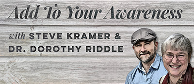 Spirit Fire Radio with Dorothy Riddle and Steve Kramer